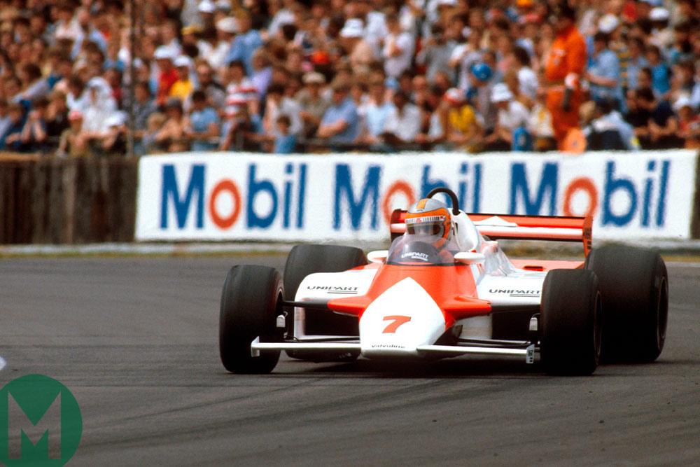 1981 British GP John Watson