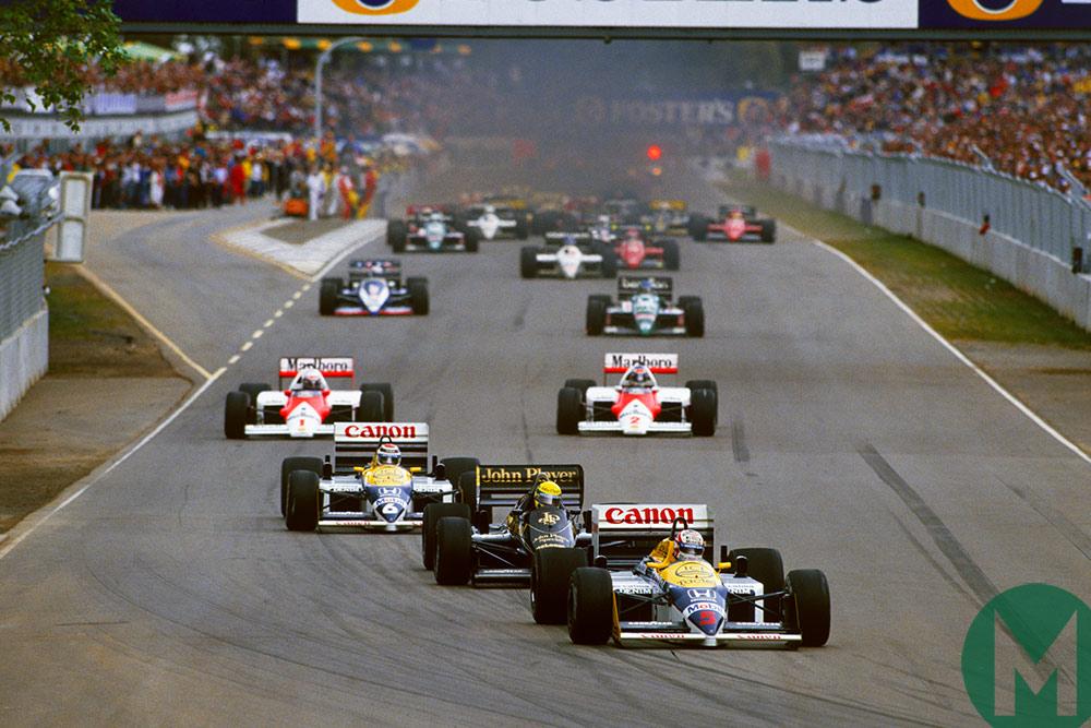 1986 Australian GP