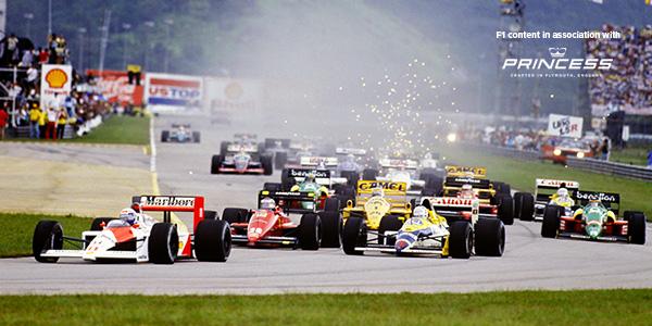 McLaren MP4/4 - F1's most dominant car