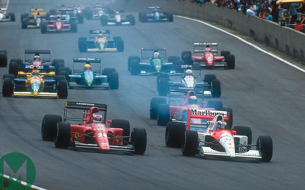 1990 Brazilian Grand Prix