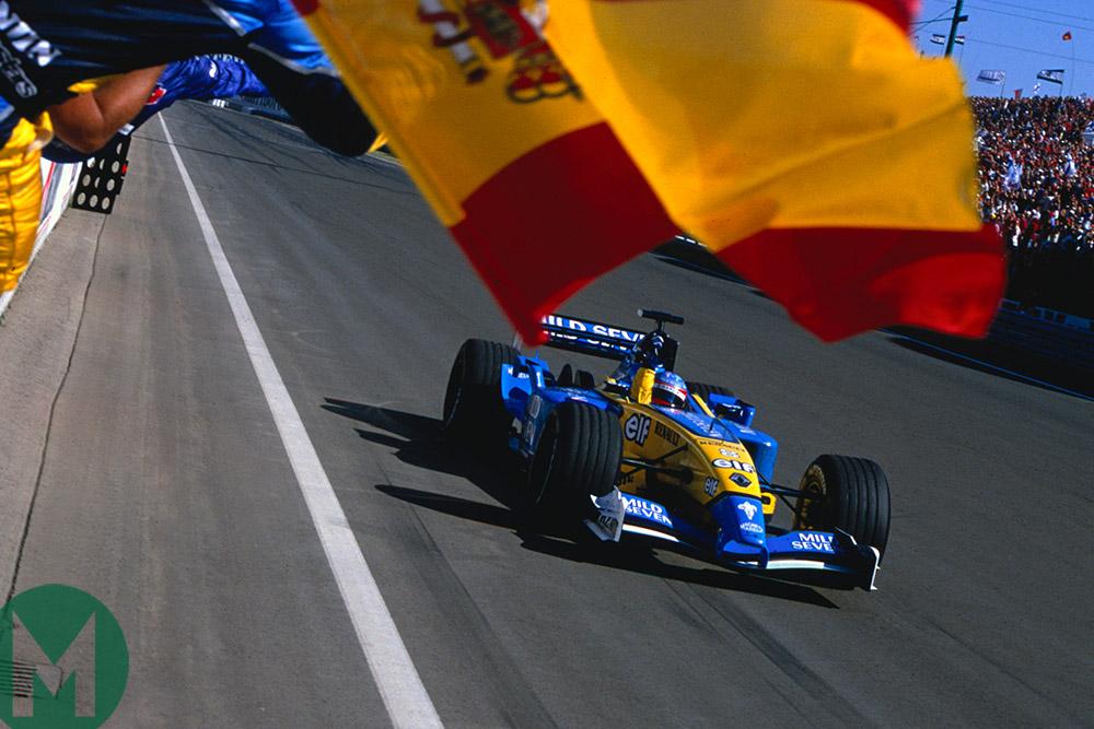 2003 Hungarian F1 GP