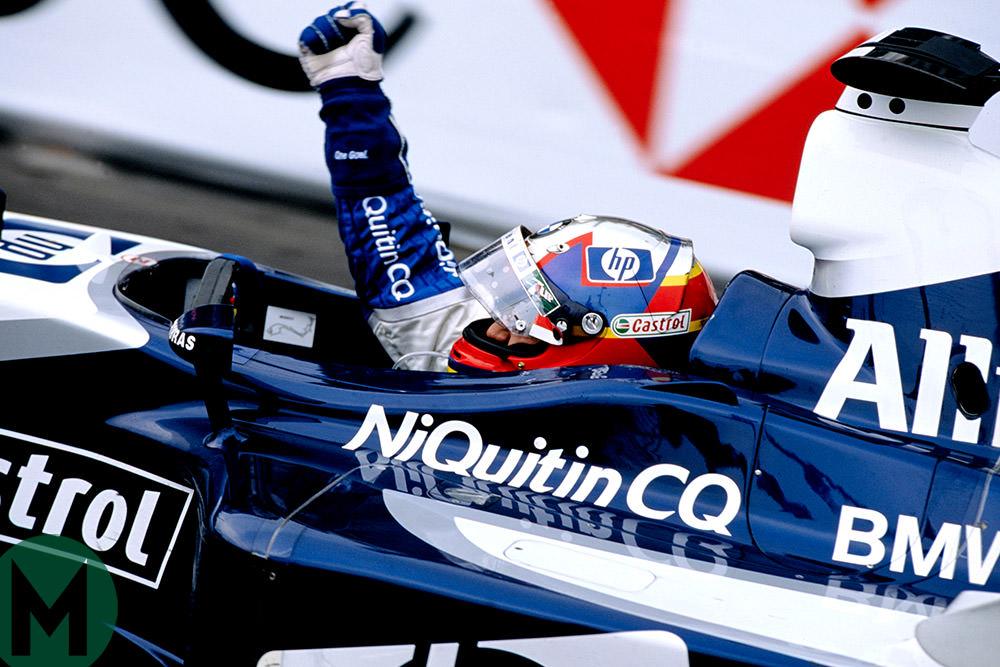 Montoya wins 2003 Monaco Grand Prix