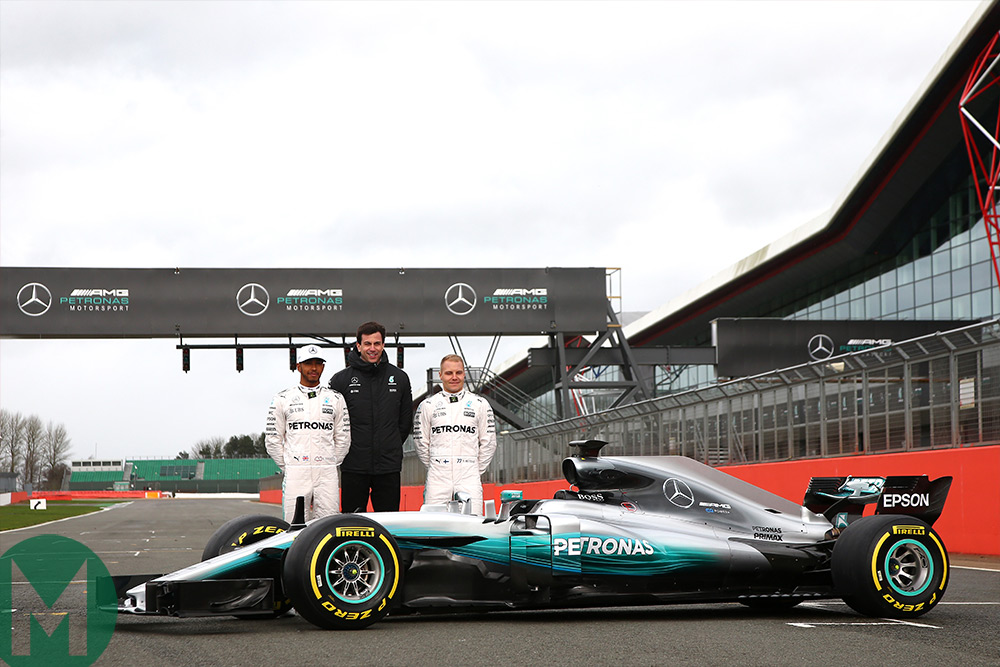 Mclaren Toro Rosso And Mercedes Set Launch Dates Motor Sport