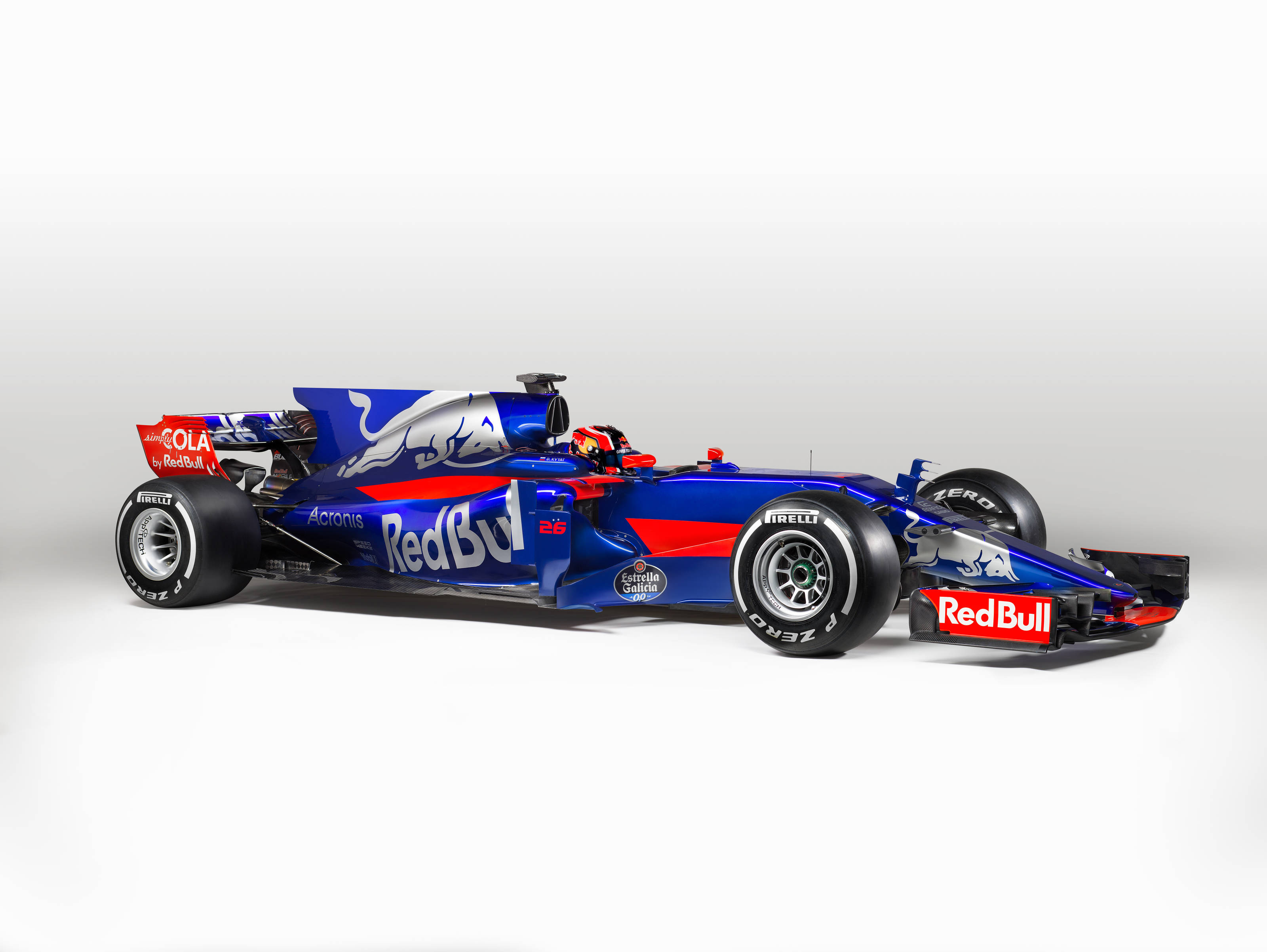 Toro Rosso launches stunning new STR12