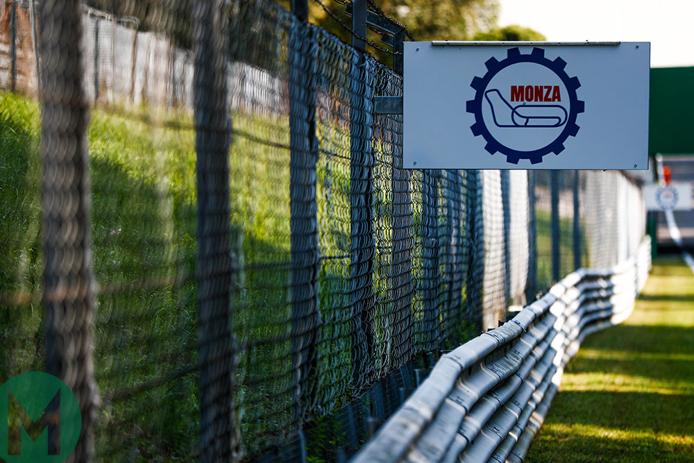 Monza 2018 preview