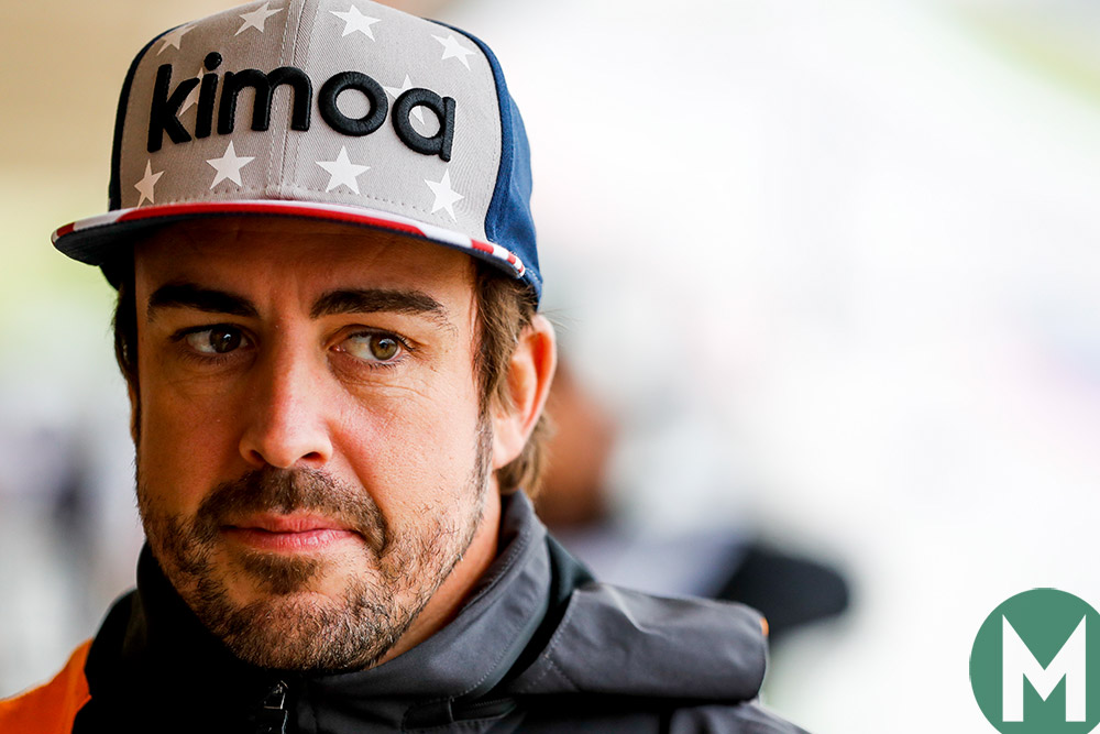 Alonso US Grand Prix 2018