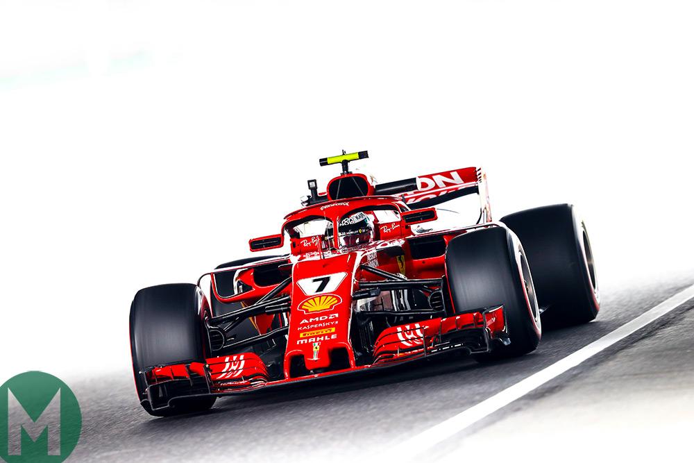 Ferrari, Suzuka 2018