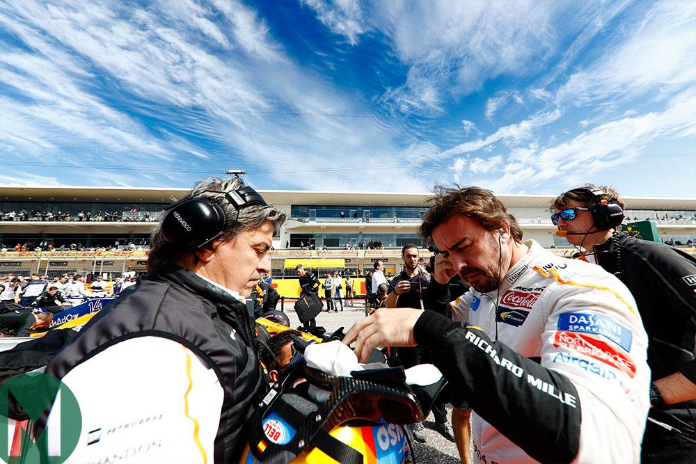 Fernando Alonso to contest 2019 Daytona 24 Hours