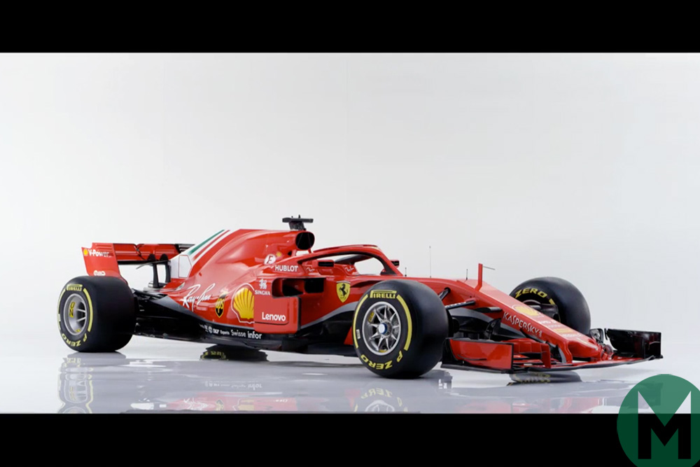Ferrari Launched Its 2018 Formula 1 Car, The SF 71H, On Thursday. Kimi  Räikkönen And 2017 Driversu0027 Championship Runner Up Sebastian Vettel Will  Drive ...