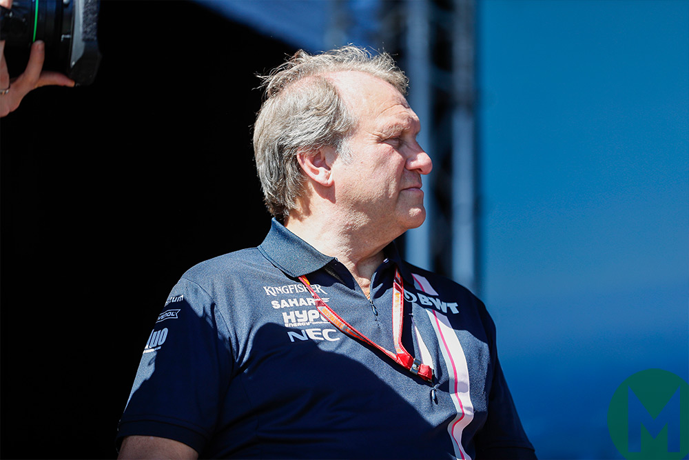 Bob Fernely, who will lead McLaren's Indy 500 programme
