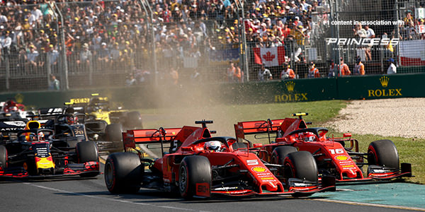 Binotto on Ferrari's Australian F1 GP struggles