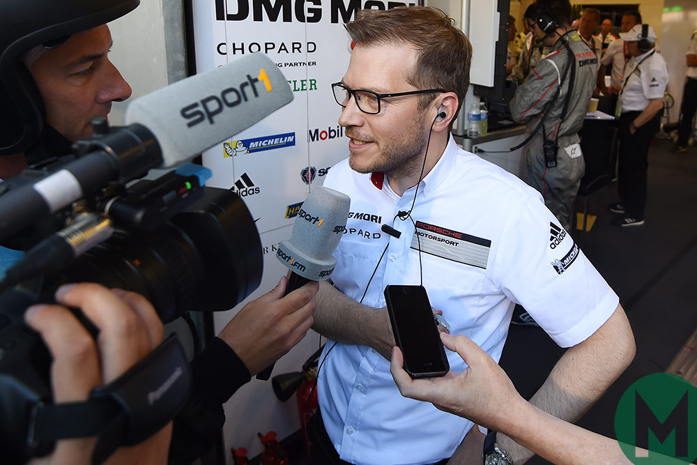Andreas Seidl joins McLaren as MD