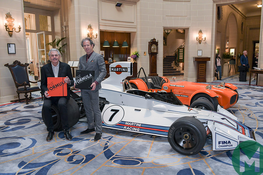 Gordon Murray One Formula book
