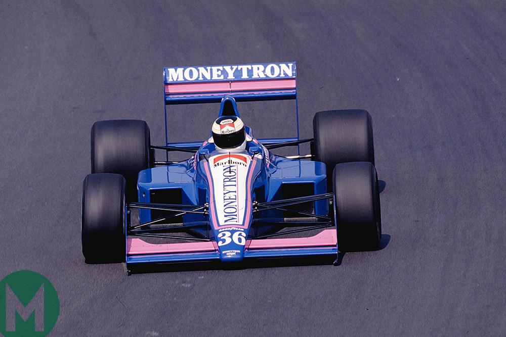 Onyx F1 Stefan Johansson 1989