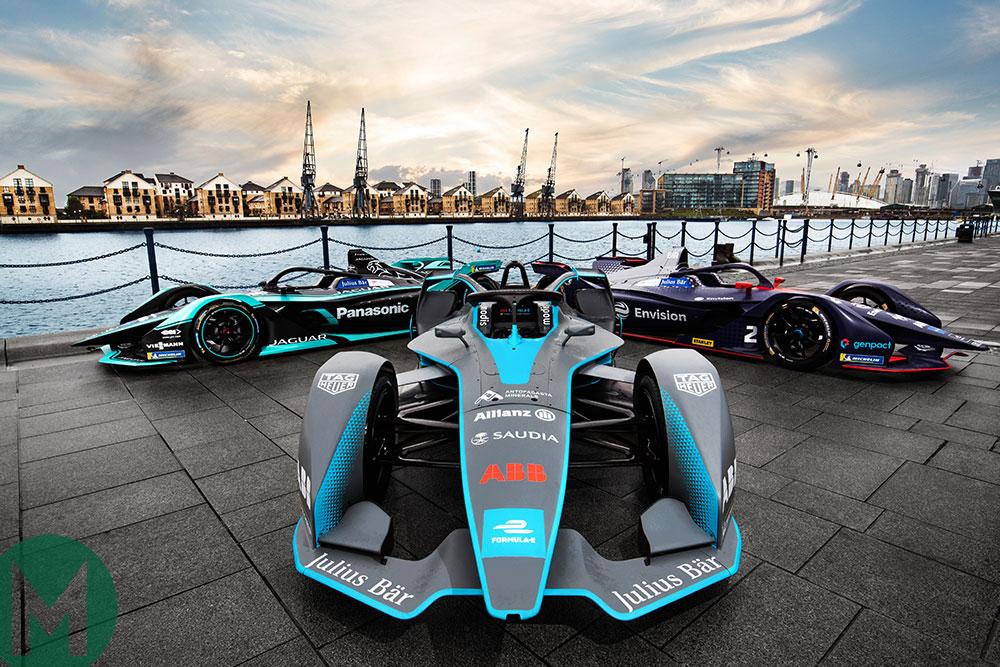 Formula E to race in London   Motor Sport Magazine