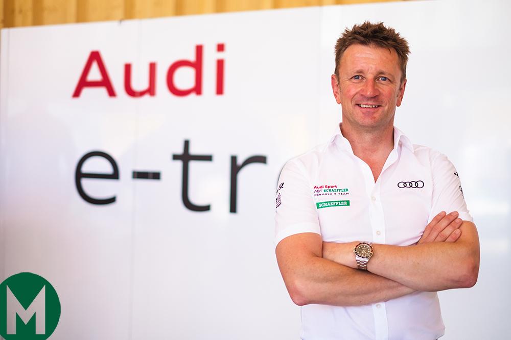 Allan McNish, Zürich ePrix 2018