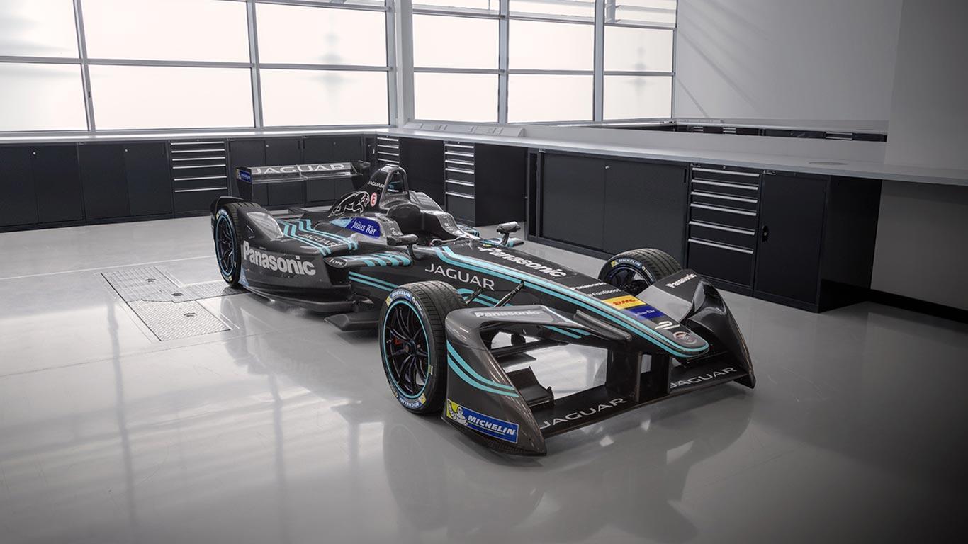 Jaguar begins Formula E adventure   Motor Sport Magazine