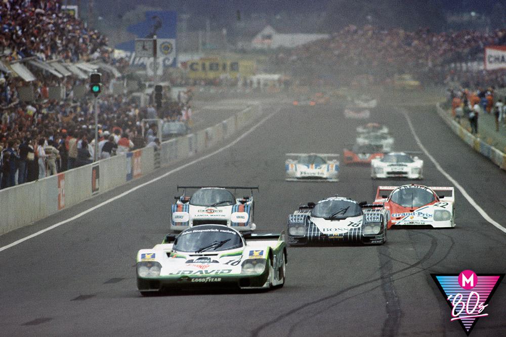 1980s Group C racing