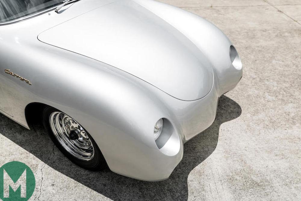 Porsche 365A Bonhams Quail Lodge