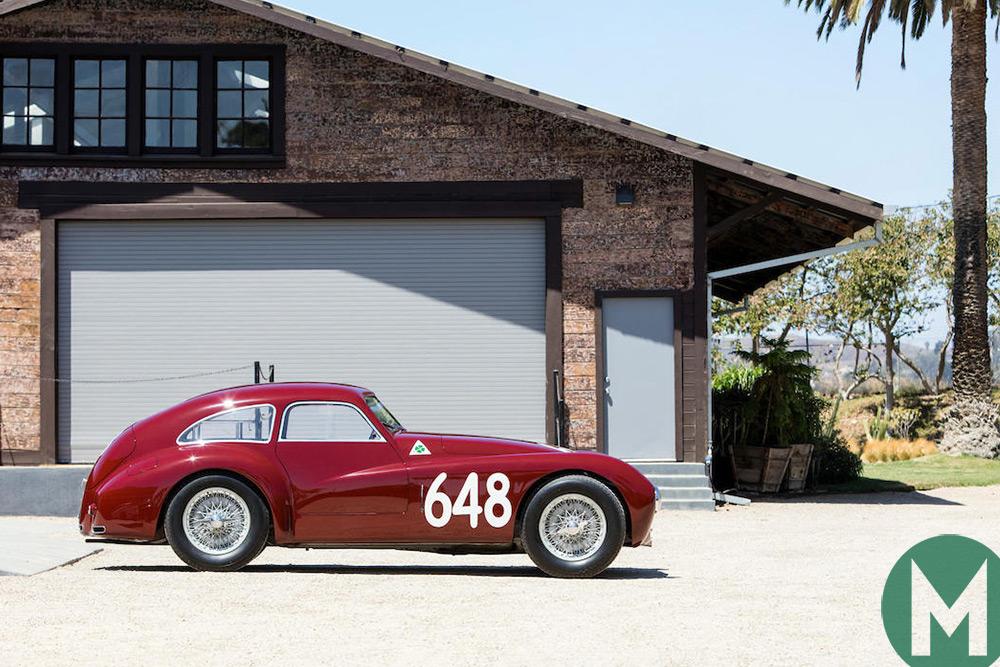 Bonhams Alfa Romeo 6C Competizione