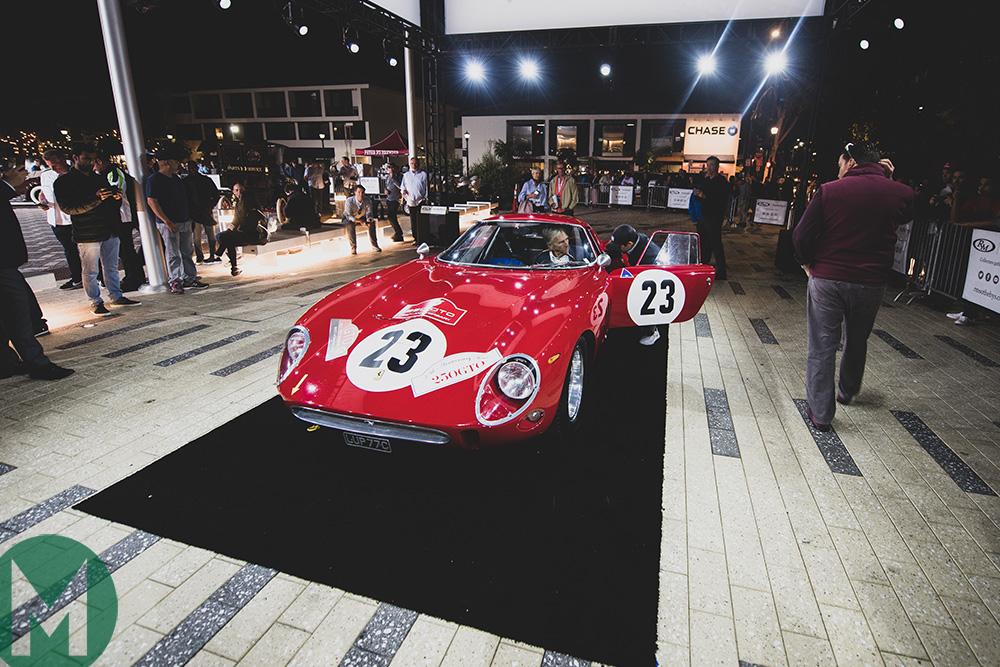 RM Sotheby's 250 GTO 2018
