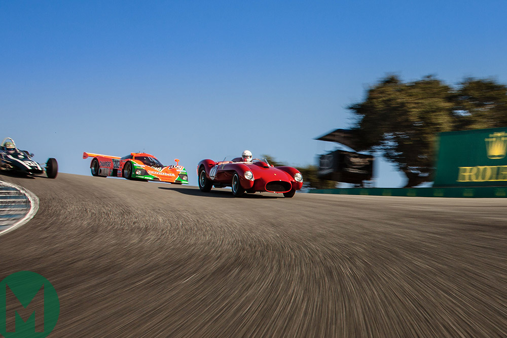 Monterey Car Week Rolex Laguna Seca