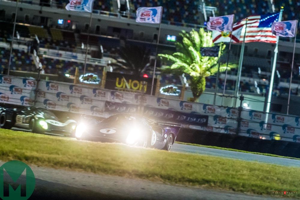 Daytona Classic Lola T76 Dickie Meaden
