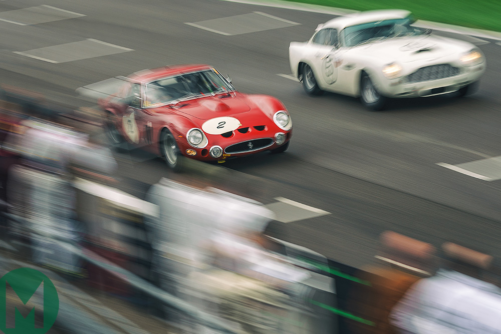 2017 Goodwood Revival Kinrara Trophy