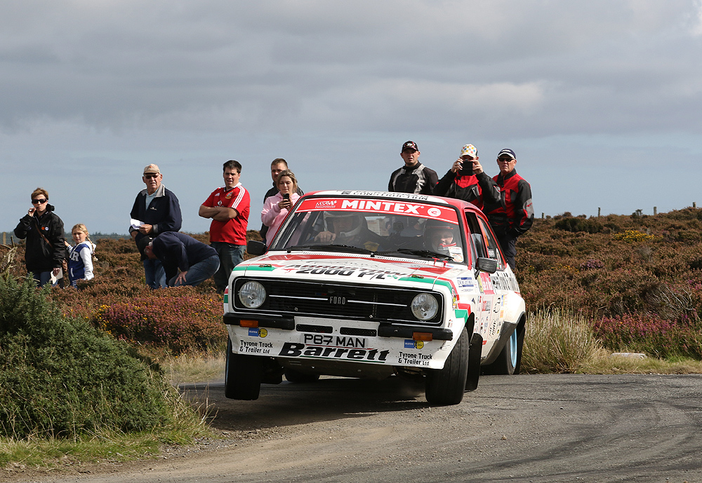 Historic Rally Isle of Man   Motor Sport Magazine