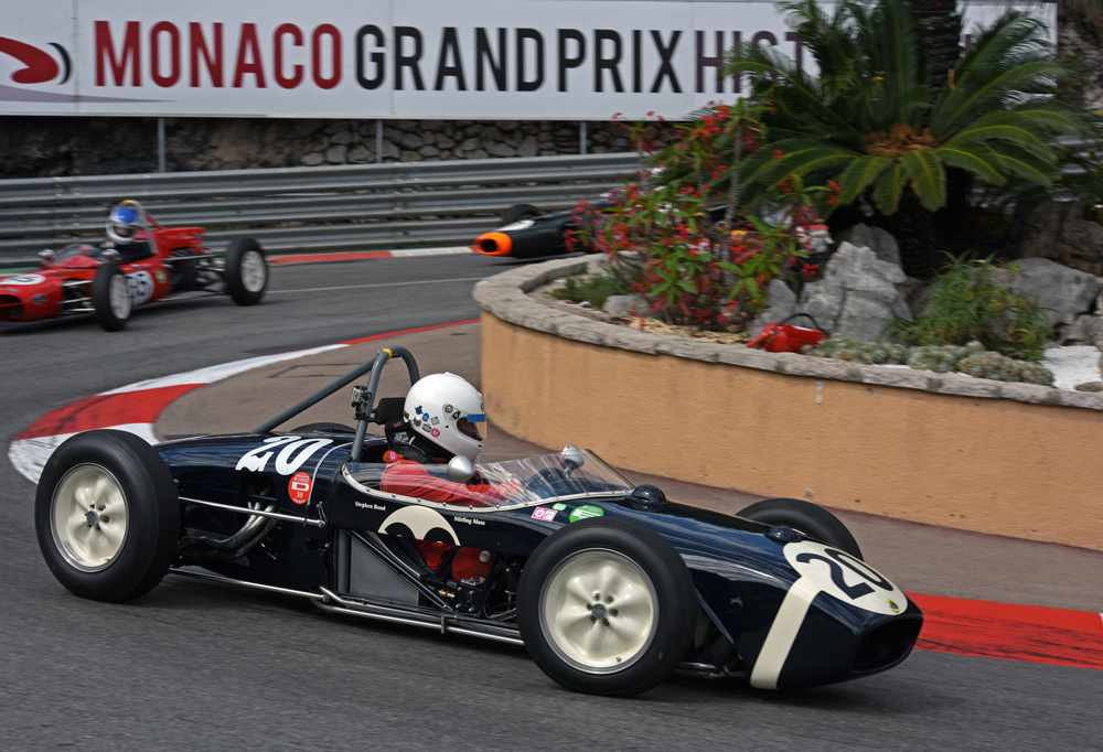 Racing the Moss Lotus 18 at Monaco | Motor Sport Magazine