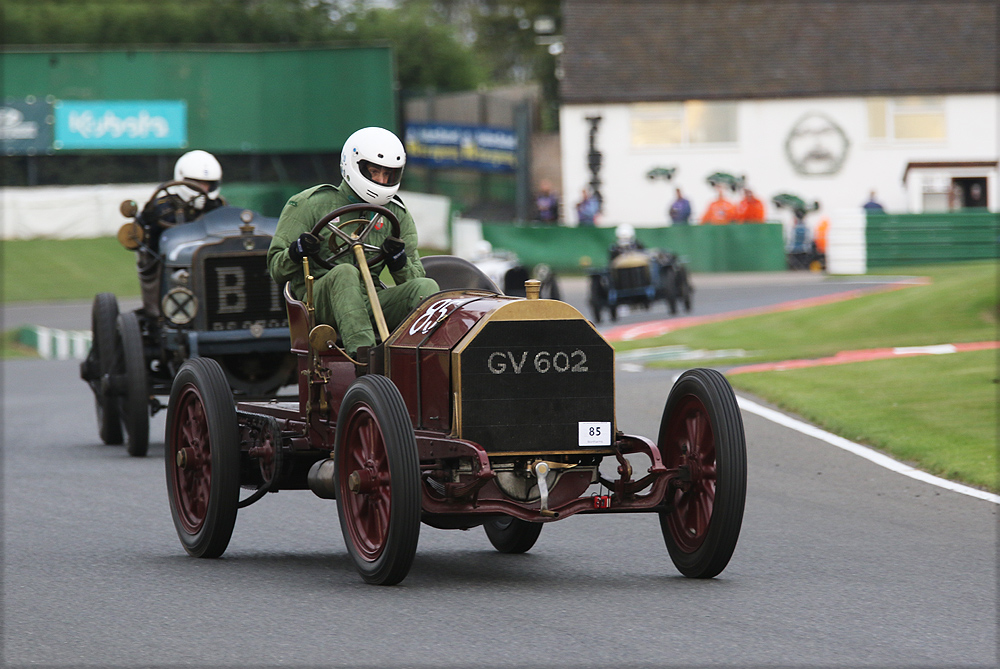 Edwardians star with VSCC at Mallory Park | Motor Sport Magazine