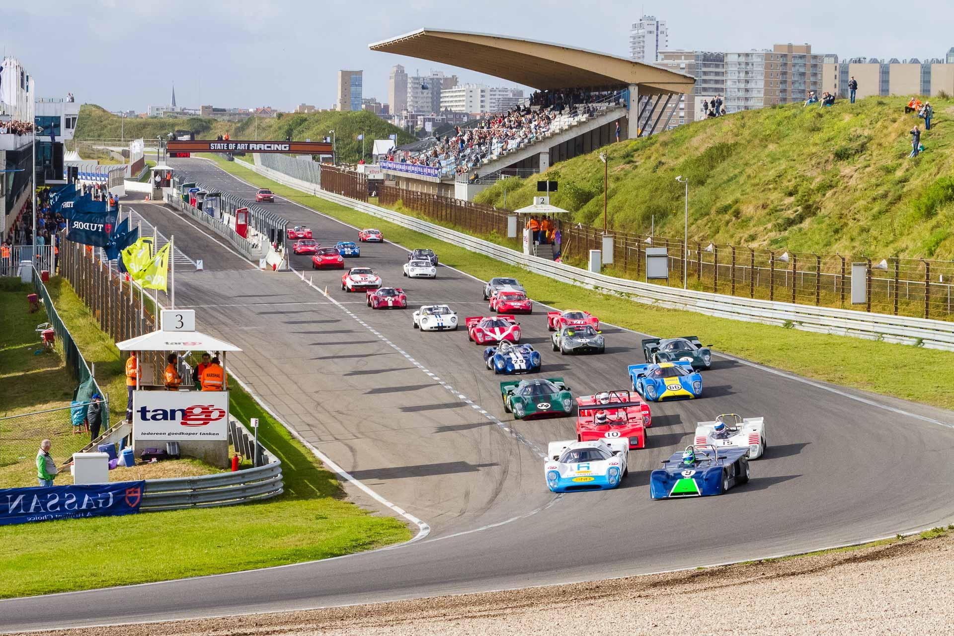 Padmore\'s perfect 10 at Zandvoort | Motor Sport Magazine