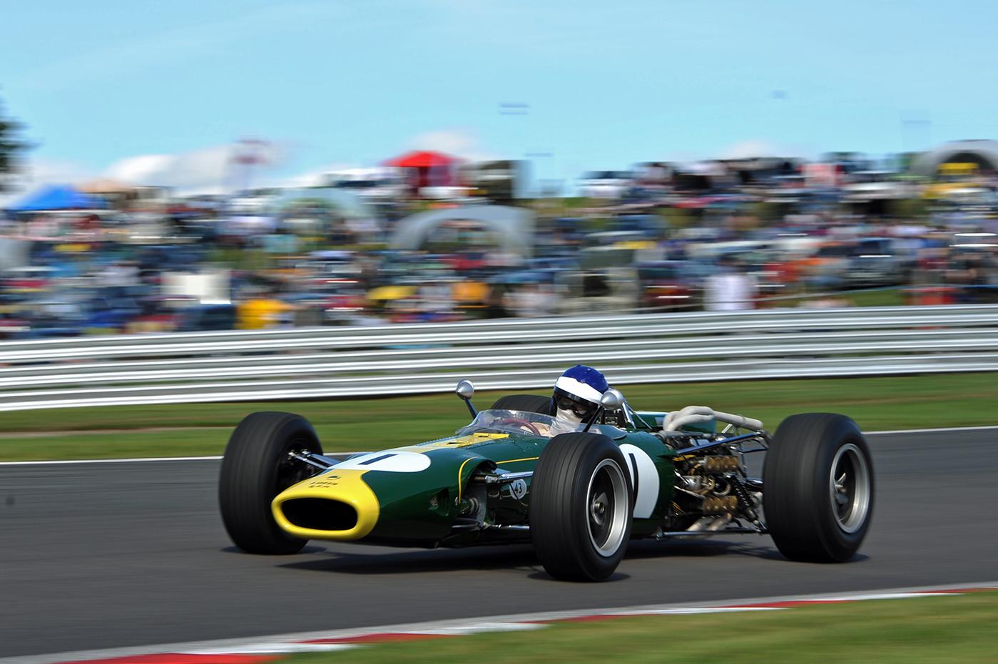Lotus 43-BRM returns to Oulton Park | Motor Sport Magazine