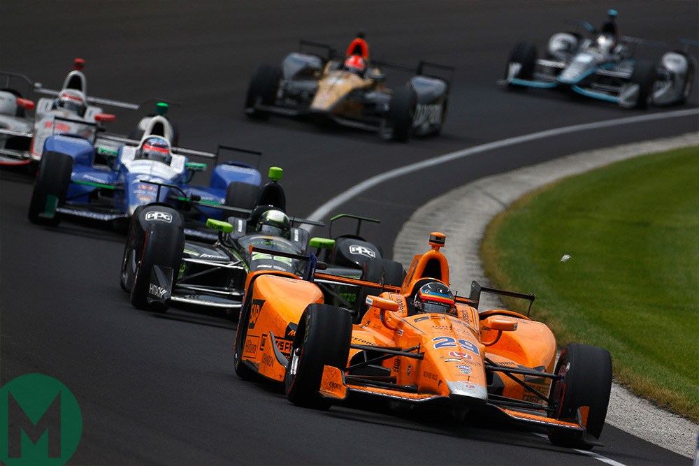 Alonso to compete in 2019 Indy 500