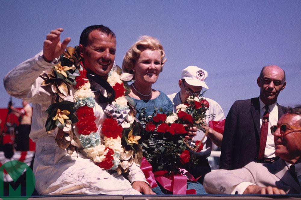Indy500 champion 1964, AJ Foyt