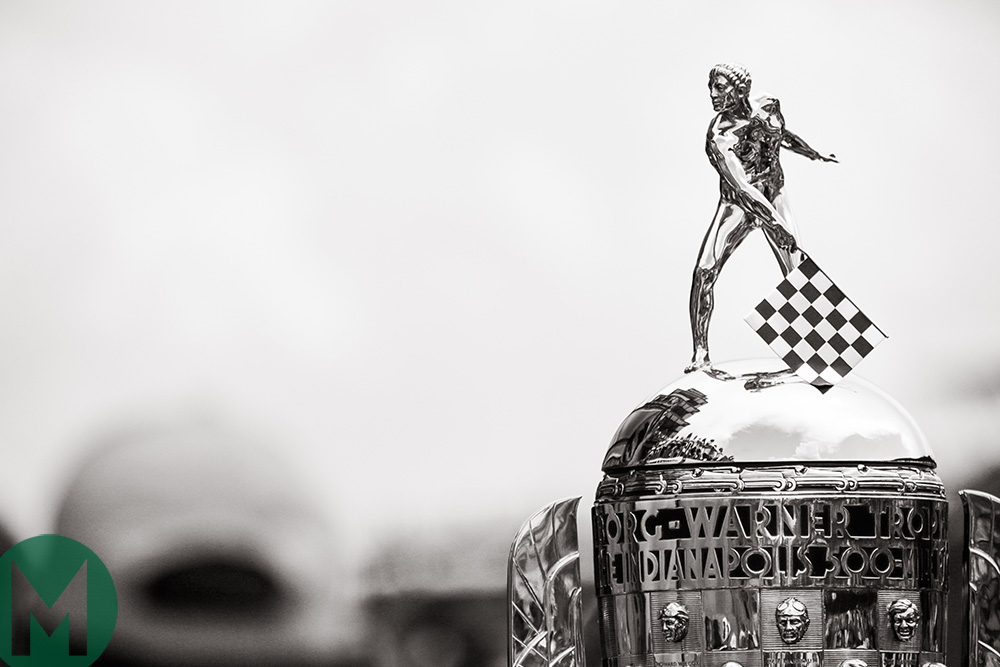 Borg Warner Trophy 2018