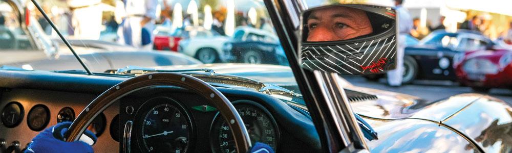 Dickie meaden goodwood revival etype jaguar 2018 racing driver