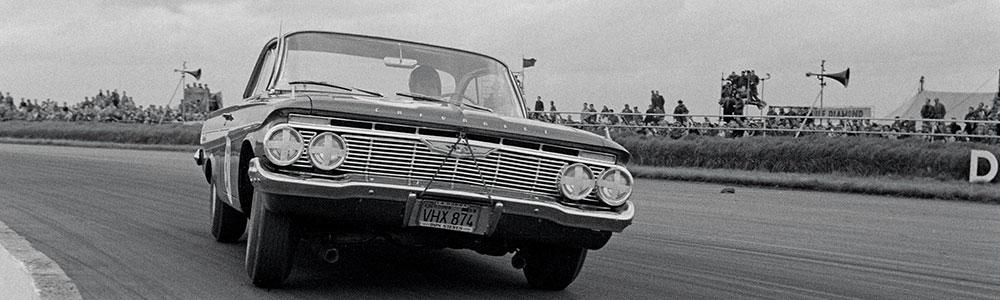 Dan Gurney Chevrolet impala