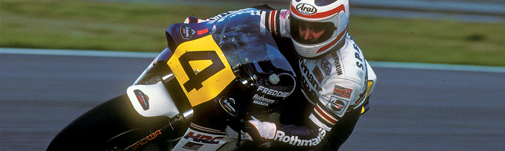 Freddie Spencer motogp American motorcycle racing