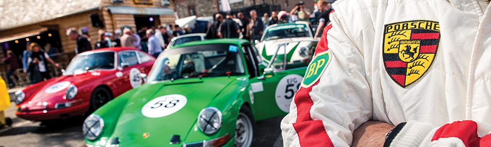 Porsche 911 single make series spa