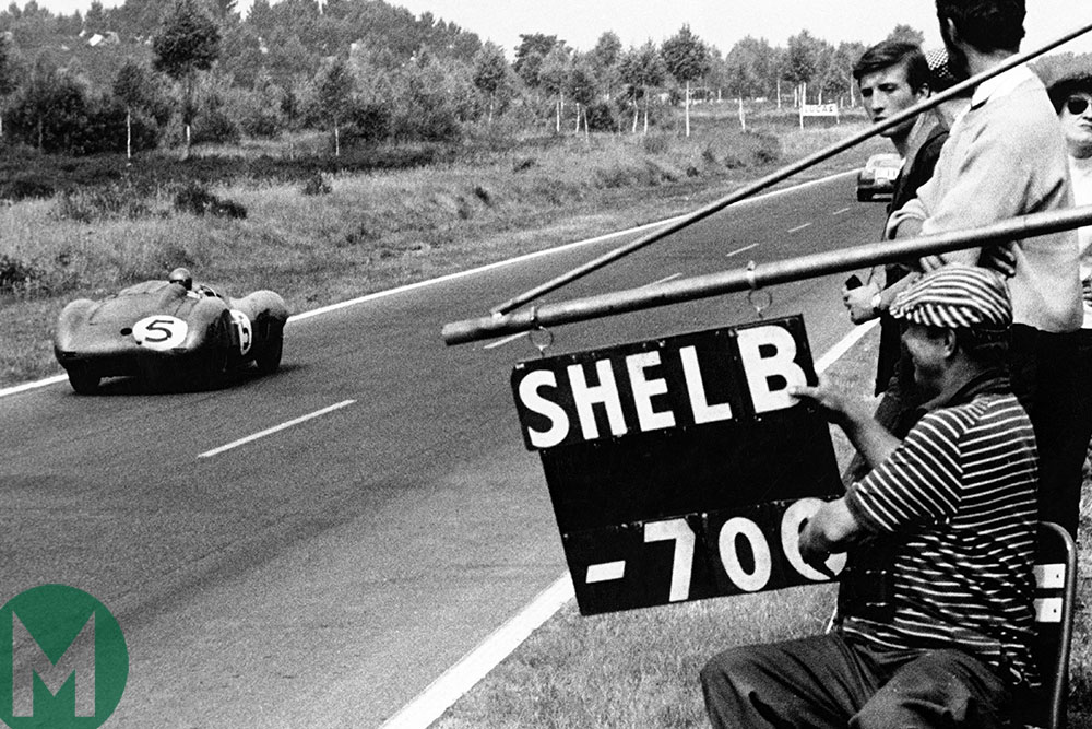 Watch Carroll Shelby Wins Le Mans With Aston Martin Motor Sport Magazine