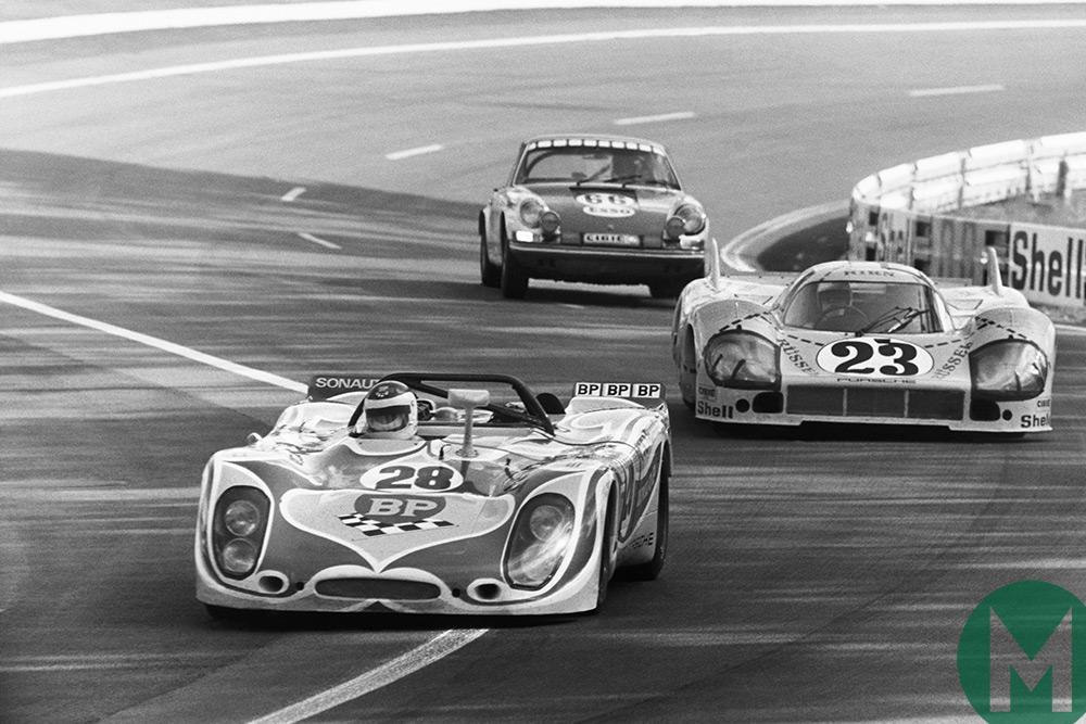 1971 Claude Ballot Le Mans 24 Hours