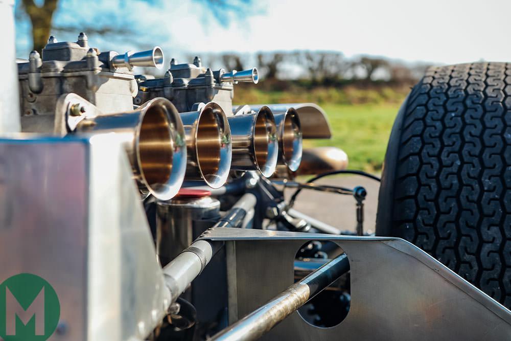 Lotus 19 engine