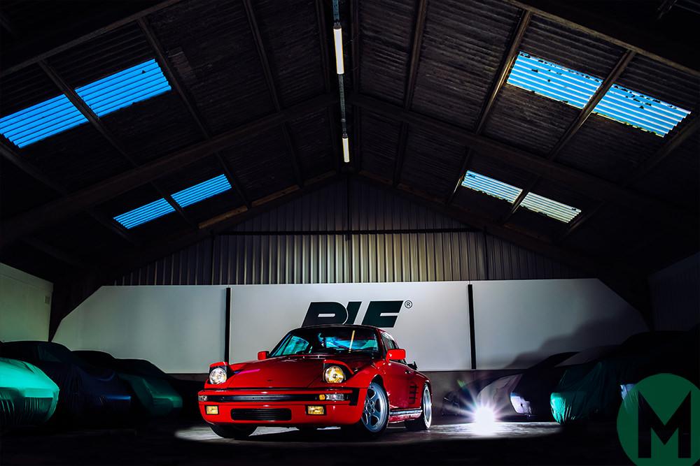 RUF Porsche 911 930 'Flachbaus'