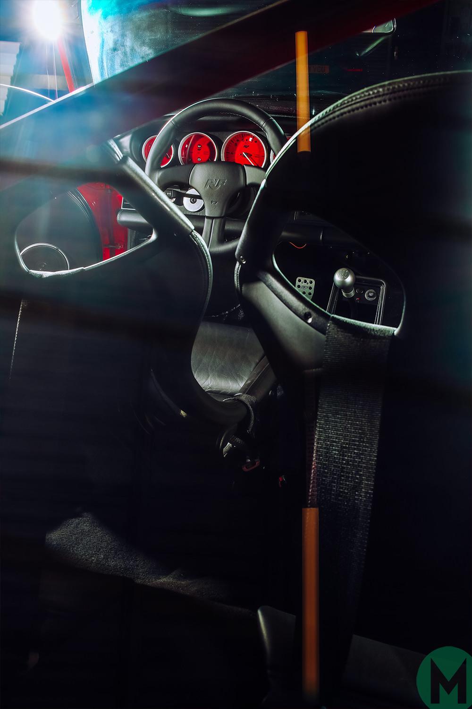 RUF flatnose interior
