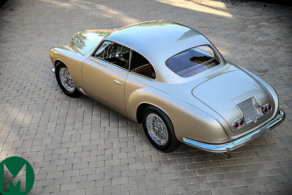 Gallery Ex Fangio Alfa Romeo