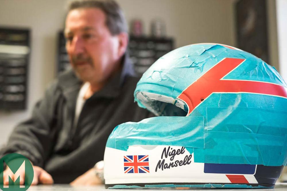 Gallery: Racing's artist in residence