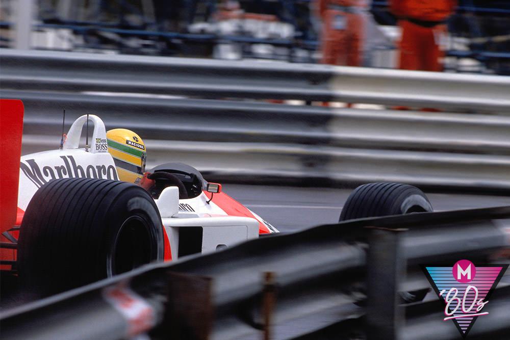 Ayrton Senna 1980s