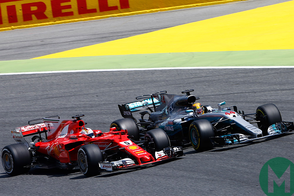 How Mercedes and Ferrari will approach F1 2018