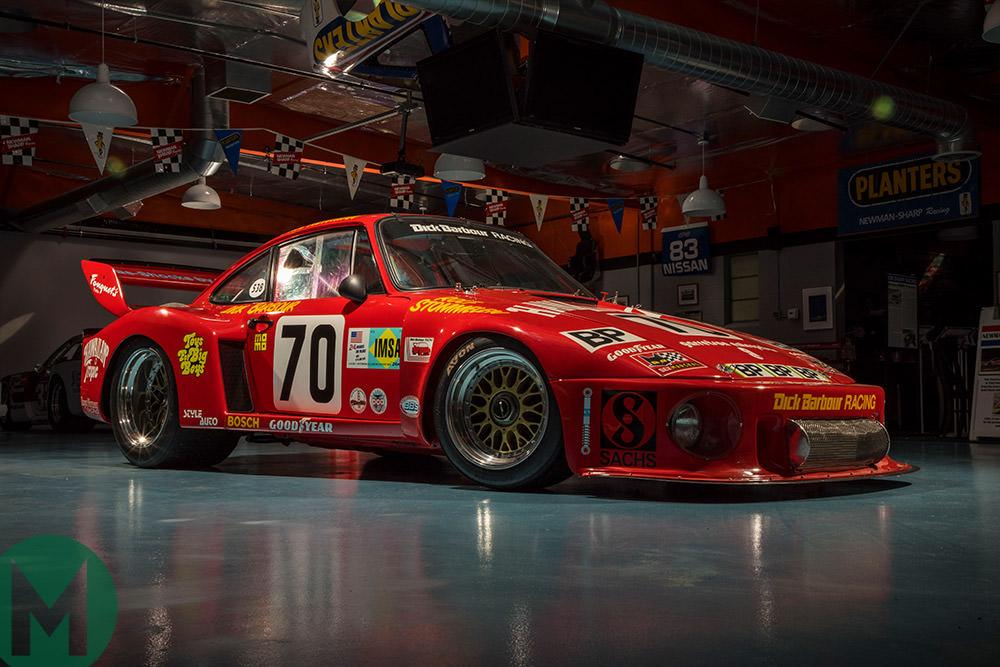 Paul Newman's Porsche 935